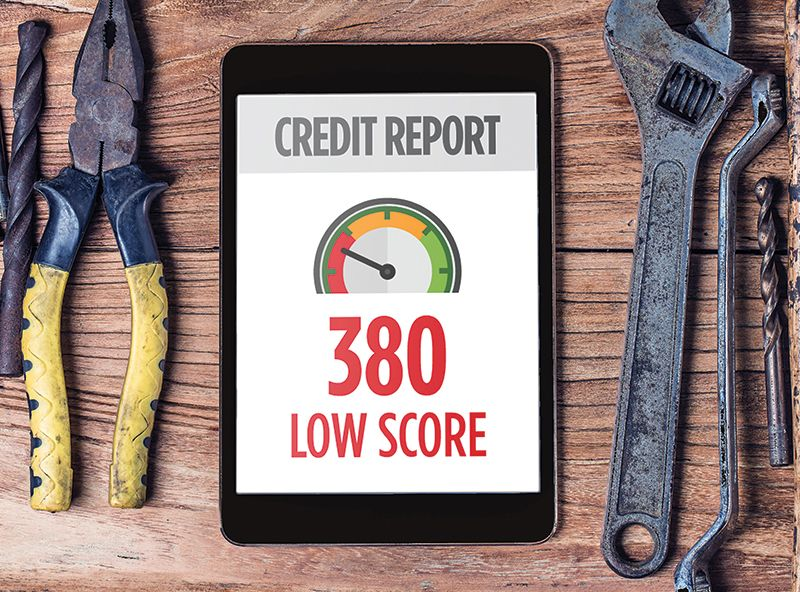 CreditReport Tablet Tools Thumbnail