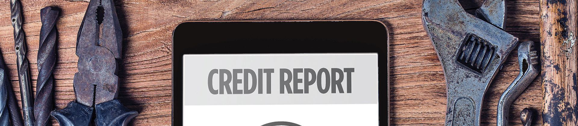 Why repair your credit report?